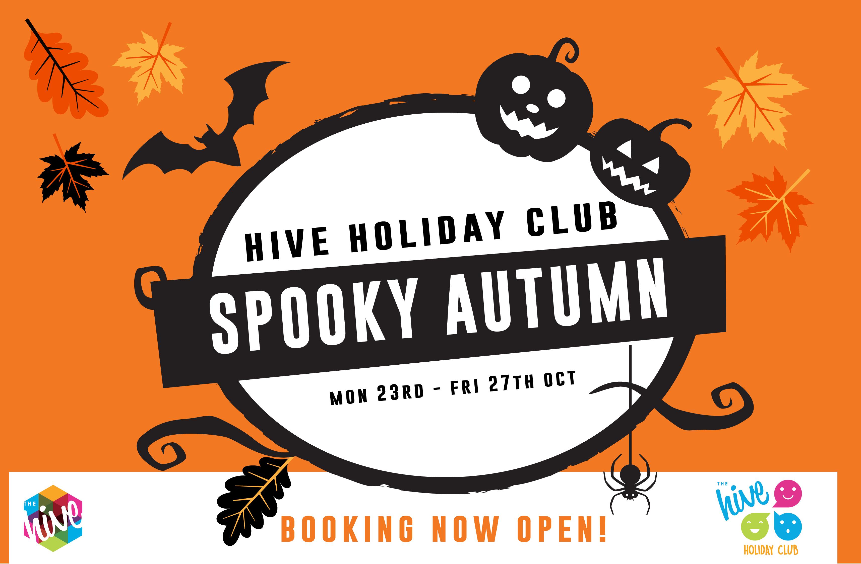 holiday club SPOOKY AUTUMN