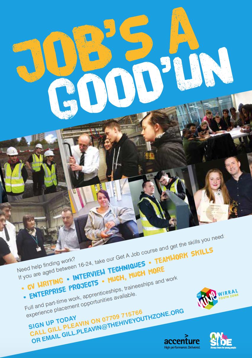 Jobs a Good'un