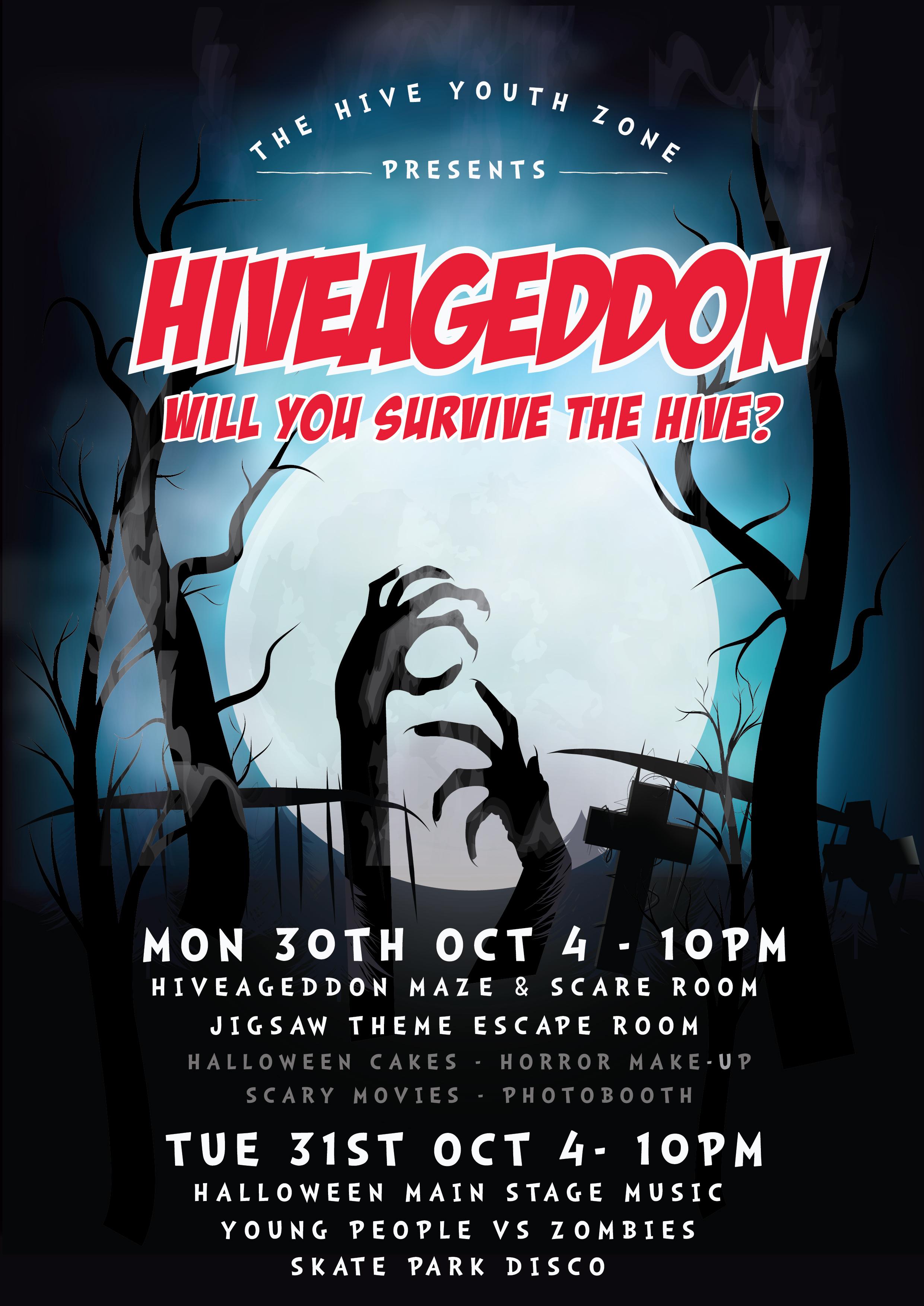 Hiveageddon poster-01