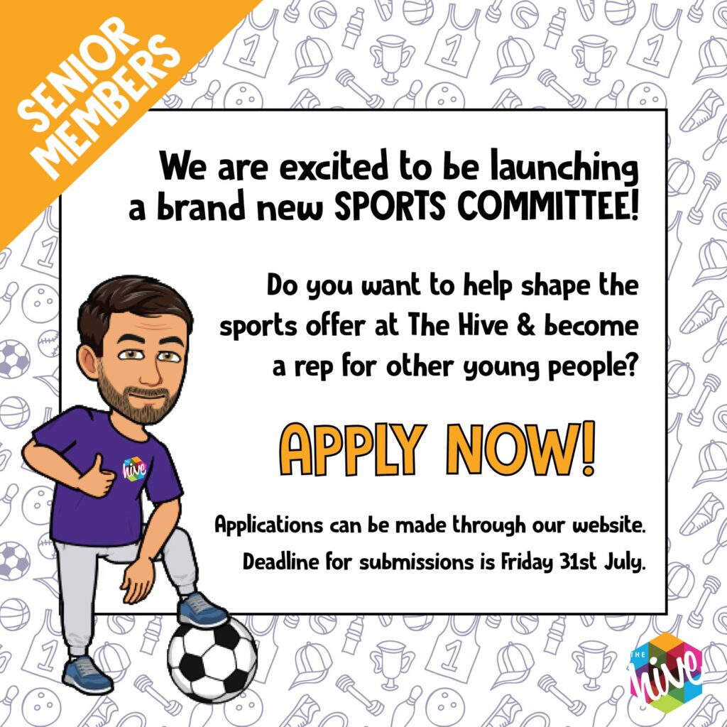 The Hive Youth Zone Sport