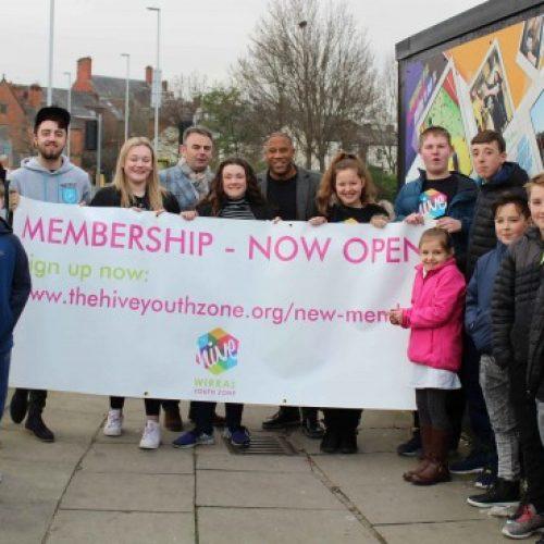Membership launch