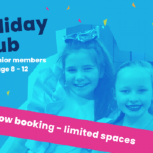 The Hive Youth Zone Holiday Club