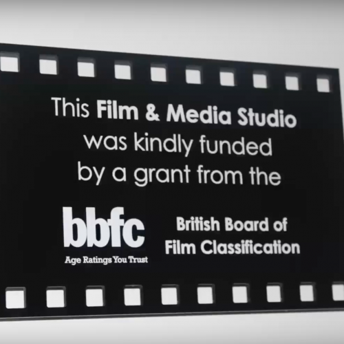 bbfc Film and Media Studio