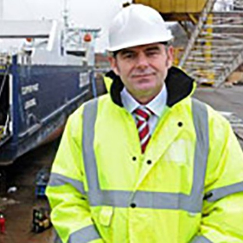 Head of Cammell Laird Group Ltd heads up The Hive