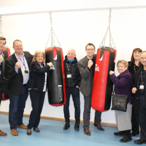 wirral-councillors-in-boxing-gym